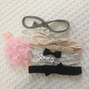 Other - 4/20$ Lot of baby headbands